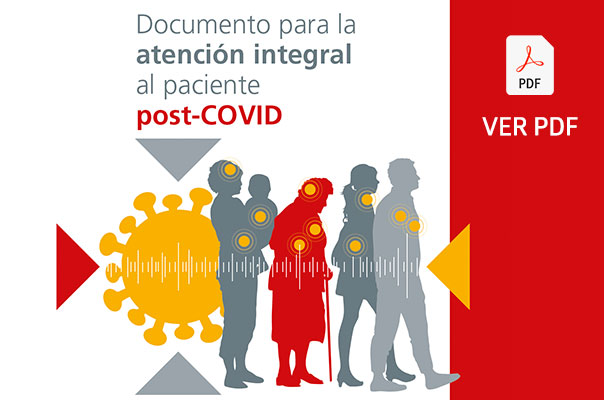 Documento «Consenso Atención Integral al paciente post-COVID»